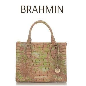 Brahmin Anywhere Convertible Atlas Tote